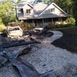 Damage from Driveway (1)
