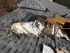 Major Roof Structural Damage (10)
