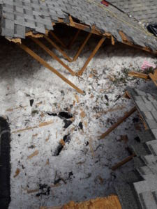 Major Roof Structural Damage (2)