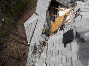 Major Roof Structural Damage (3)