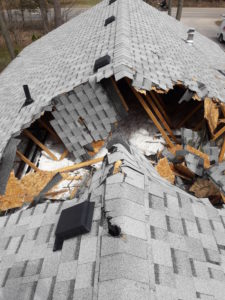 Major Roof Structural Damage (4)