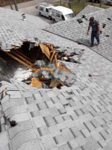 Major Roof Structural Damage (5)