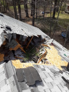 Major Roof Structural Damage (6)