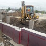foundation and backfill